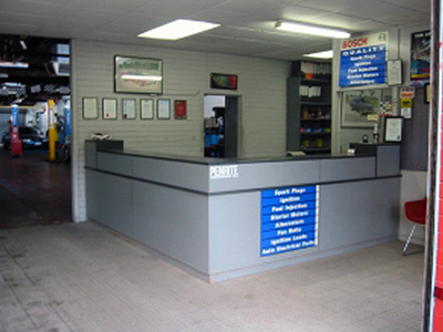 autorite vehicle service center